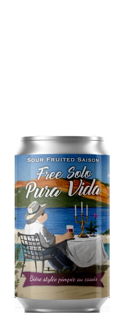 Free Solo – Pura Vida