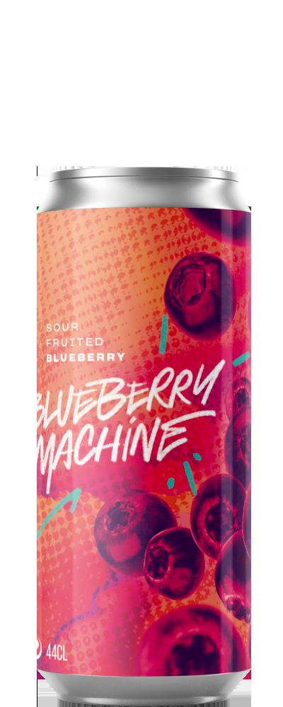 Blueberry Machine