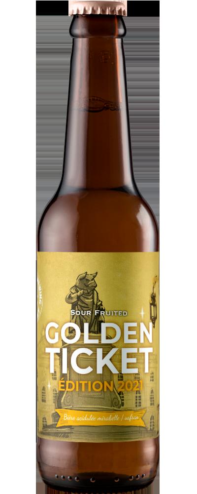 Golden Ticket Edition 2021