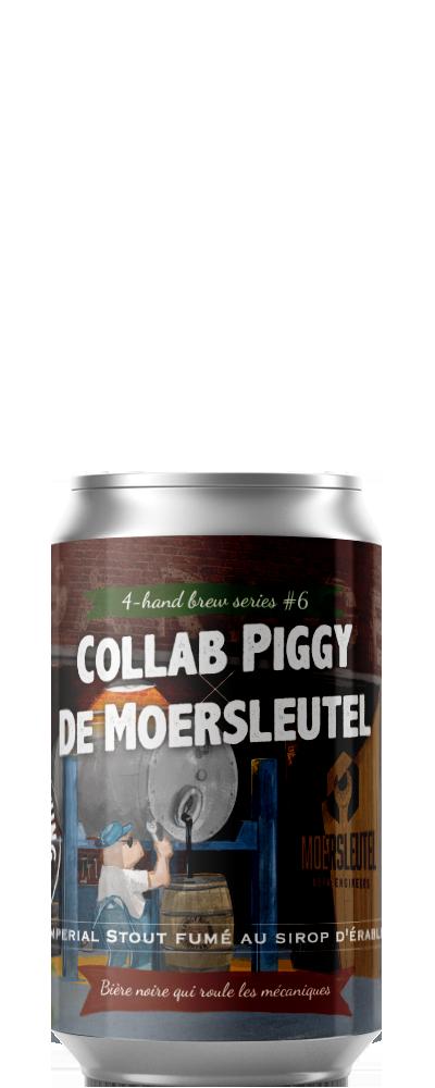 Collab Piggy X De Moersleutel